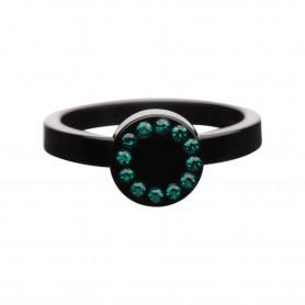 M, Emerald circle