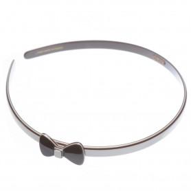 Medium size bow shape Headband in Multicolor