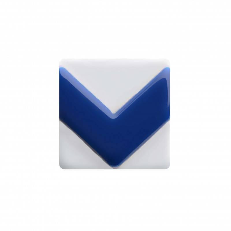 Blue X