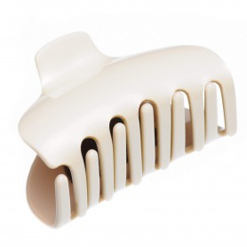 Large size regular shape Hair jaw clip in Multicolor