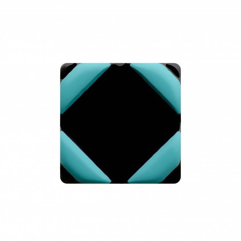 Turquoise Rhombus