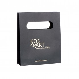 Black gift bag/ small / gold printing