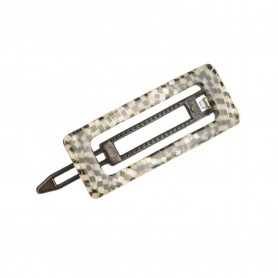 "French Made Metal-Free Hairclips ""Go through"""