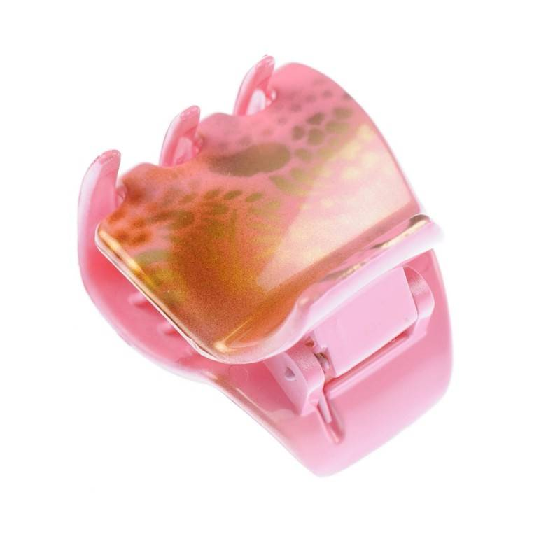 "French Made Clawclip ""Tickled Pink"""
