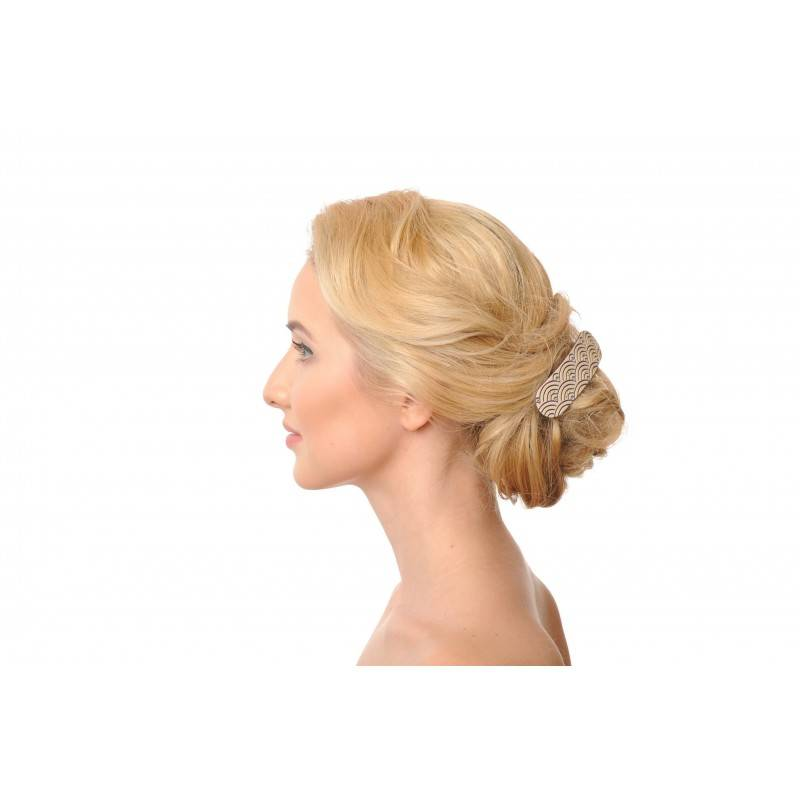 Decorative hair clips