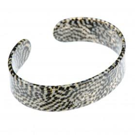 Large size oval shape Bracelet in Opera