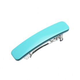 """Lithuanian Made Hairclip """"Give my little Turquoise"""""""