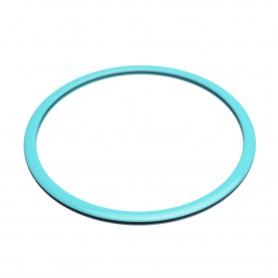 "Lithuanian Made Bracelet ""Turquoise circle"""
