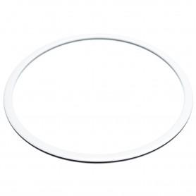 Large size round shape Bracelet in Black and white