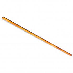 Medium size japanese stick shape Hair stick in Brown