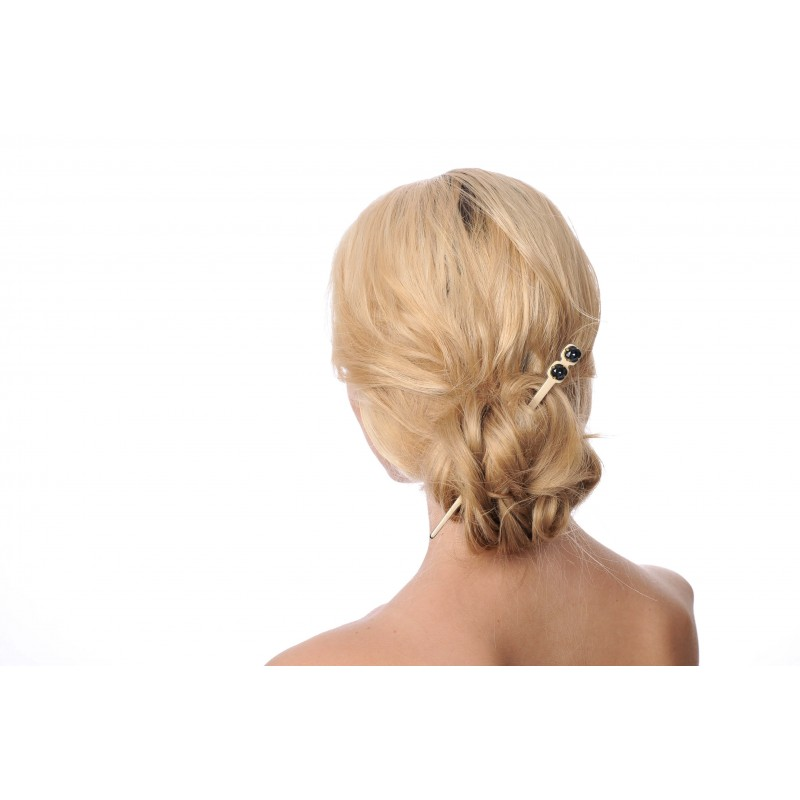 Hair accessories for women working from home