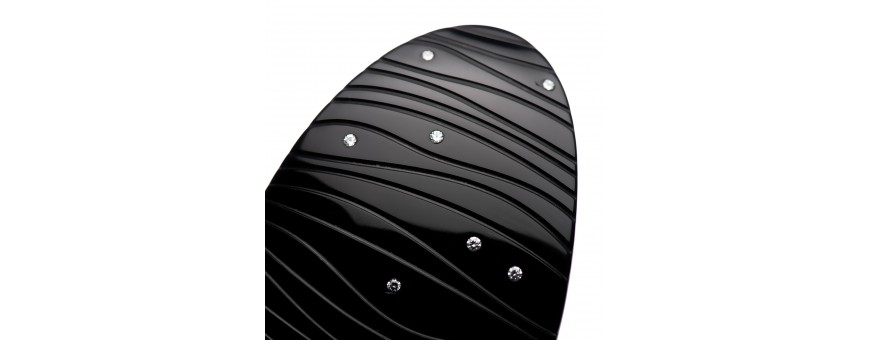 Most luxury line of hair accessories with Zirconia stones
