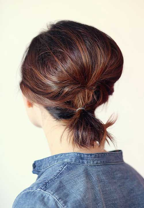 5 Perfect Tiny Hair Clips To Instantly Glamourize Short Hair