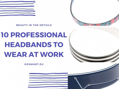 10 Professional Headbands to Wear at Work
