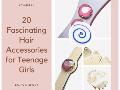 20 Fascinating Hair Accessories for Teenage Girls