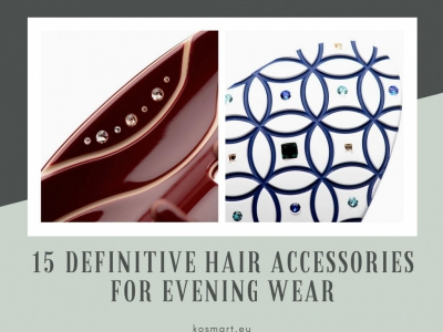 15 Definitive Hair Accessories for Evening Wear