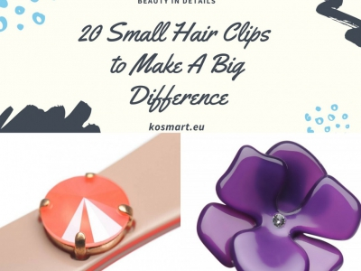 20 Small Hair Clips to Make A Big Difference