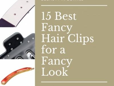 Fancy hair clips